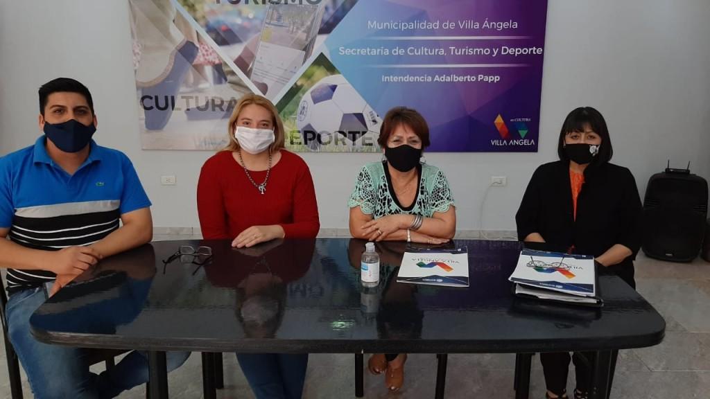 EL MUNICIPIO INVITA A PARTICIPAR DE LAS ACTIVIDADES CULTURALES VIRTUALES DEL MES DE OCTUBRE