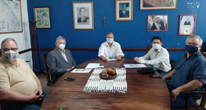 EL INTENDENTE PAPP INTENSIFICÓ LOS CONTROLES DE BIOSEGURIDAD