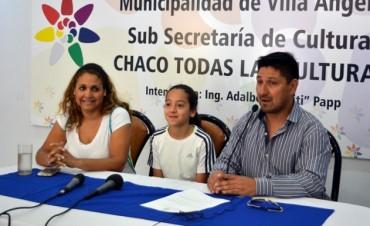 EL ÁREA DE DEPORTES MUNICIPAL DESTACA LA PARTICIPACIÓN DE MARÍA FERREYRA EN EL VII TORNEO  PANAMERICANO