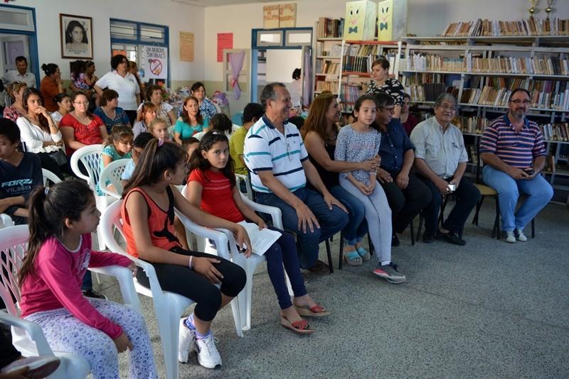 LA BIBLIOTECA MUNICIPAL INVITA A LA ENTREGA DE CERTIFICADOS DE CURSOS DE CAPACITACIÓN