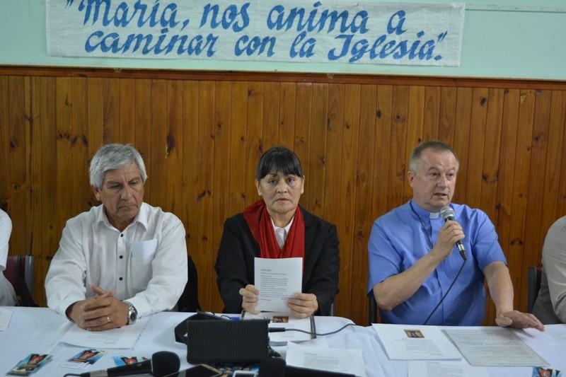 MUNICIPIO COLABORA CON LA ORGANIZACIÓN DE LA FIESTA Y PEREGRINACIÓN DE LA VIRGEN DE LA LAGUNA