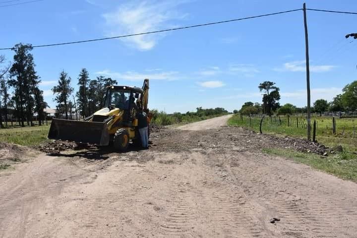 LA MUNICIPALIDAD REALIZA LA APERTURA DE LOS ACCESOS ALTERNATIVOS A LA CIUDAD