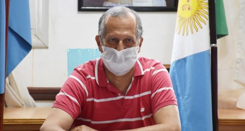 EL INTENDENTE PAPP Y SU GABINETE SE REUNIERON PARA COORDINAR ACCIONES