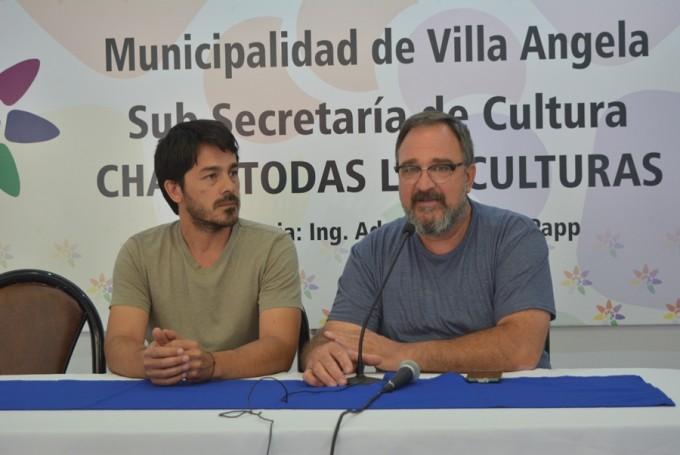 VIERNES Y SÁBADO CON OBRAS TEATRO EN LA SALA BERNARDO ÁLVAREZ DE CASA DE LA CULTURA DE VILLA ÁNGELA