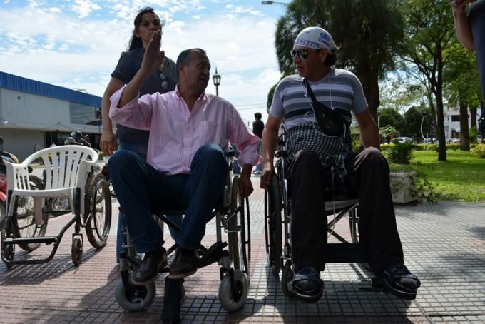 PAPP PARTICIPÓ DE LA CAMPAÑA INCLUÍ-TE IMPULSADA POR EL CENTRO EDUCATIVO TERAPÉUTICO DE VILLA ÁNGELA