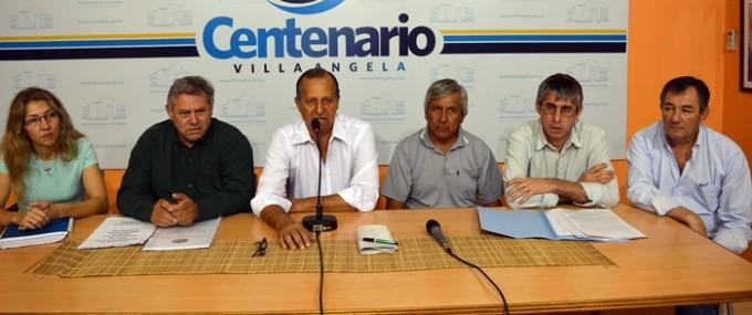 PAPP ANUNCIÓ QUE TOMARÁ DOS CRÉDITOS PARA REALIZAR OBRA PÚBLICA Y ADQUIRIR MAQUINARIA PARA EL MUNICIPIO DE VILLA ÁNGELA