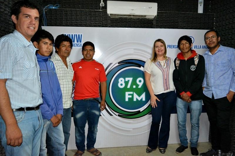 LA EES 124 AGRADECIÓ AL MUNICIPIO POR EL VIAJE REALIZADO A MESON DE FIERRO Y GANCEDO