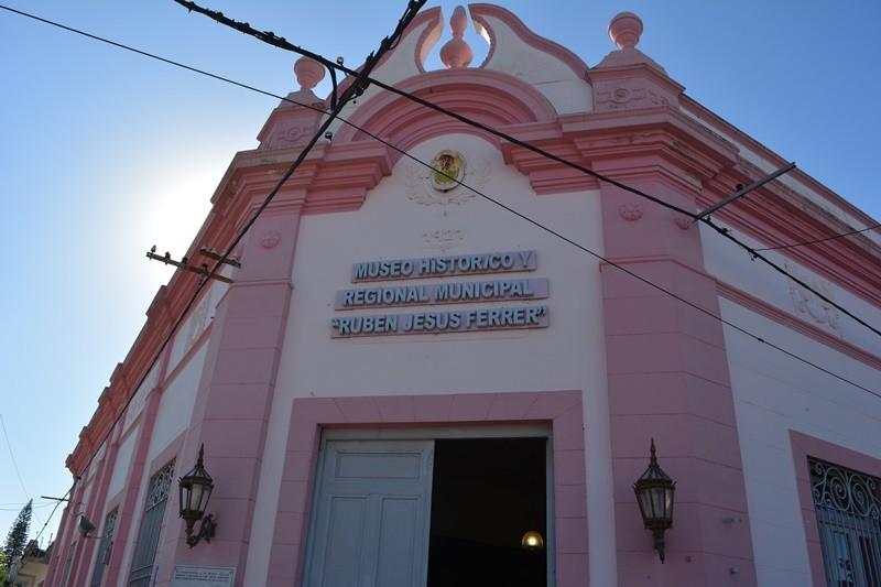 """EL MUSEO HISTÓRICO REGIONAL """"RUBÉN JESÚS FERRER"""" INVITA A UNA EXPOSICIÓN DE OBRAS"""