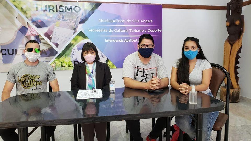 EL MUNICIPIO PRESENTÓ LA AGENDA CULTURAL DEL MES DE DICIEMBRE