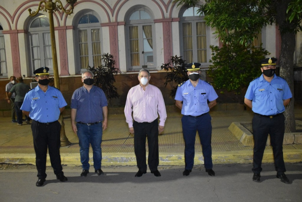 EL MUNICIPIO APOYA EL LANZAMIENTO DEL OPERATIVO DE PREVENCIÓN INTEGRAL EN VILLA ÁNGELA