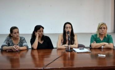 CON APOYO DEL MUNICIPIO SE REALIZA UNA NUEVA MARCHA POR LA APARICIÓN DE MAIRA BENÍTEZ