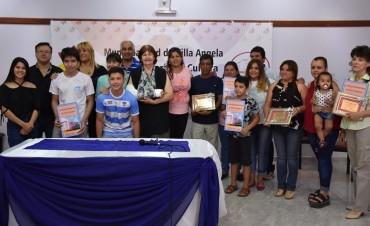 EL MUNICIPIO DISTINGUIÓ A CIUDADANOS DESTACADOS DE VILLA ÁNGELA
