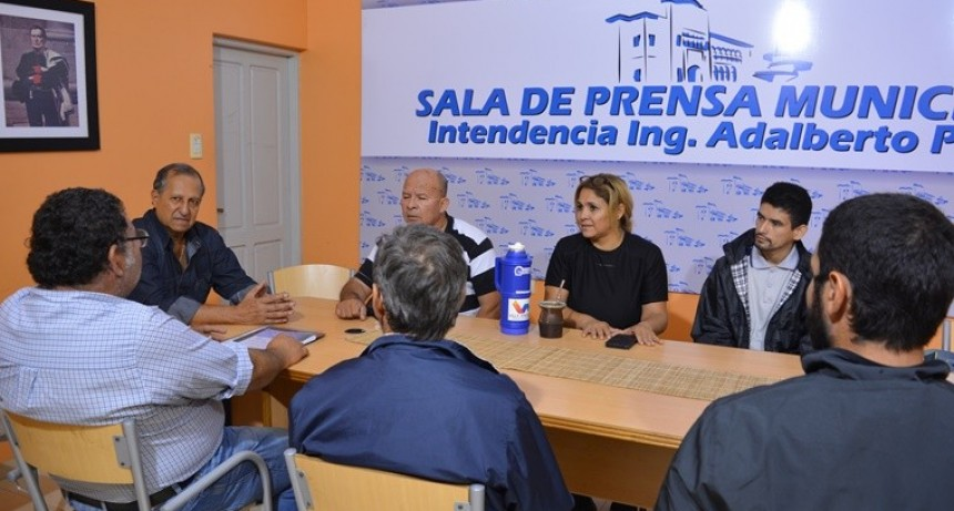 PAPP COORDINÓ TRABAJOS SOBRE CANALES CON REFENTES DEL APA