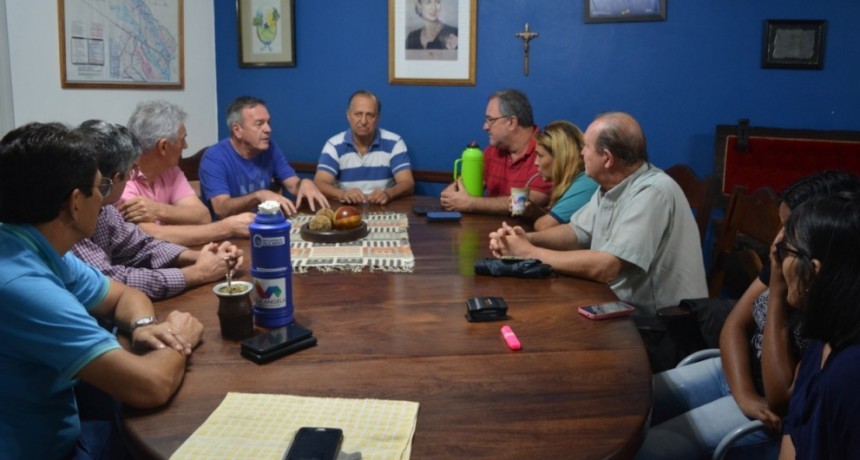 EL MUNICIPIO CONVOCA A TODAS LAS INSTITUCIONES A TRABAJAR EN CONJUNTO ANTE LA EMERGENCIA