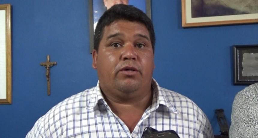 PAPP RECIBIÓ A LADRILLEROS AFECTADOS POR LAS PRECIPITACIONES