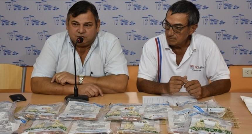 MUNICIPIO E INTA LANZARON EL PROGRAMA PRO HUERTA 2018 QUE BENEFICIARÁ A 1600 FAMILIAS