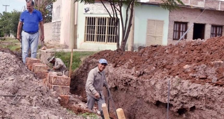 """PAPP: """"PUSIMOS MÁS DE 350 TUBOS DE ALCANTARILLADO"""""""