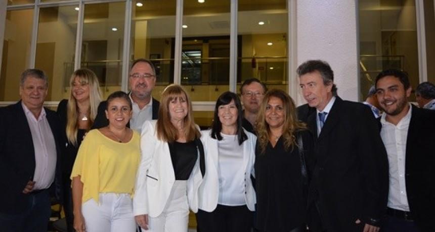 FUNCIONARIOS MUNICIPALES PARTICIPARON DE LA APERTURA DEL AÑO JUDICIAL DESDE VILLA ÁNGELA