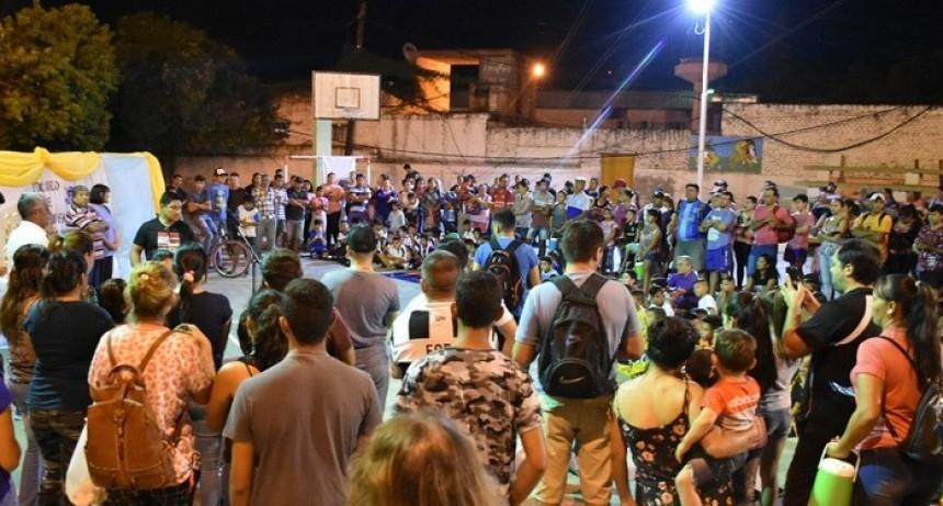 CON GRAN MARCO DE PÚBLICO FINALIZÓ EL TORNEO INFANTIL MUNICIPAL LUIS
