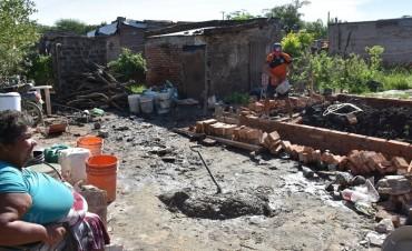 MUNICIPIO CONSTRUYE TECHO DIGNO PARA FAMILIAS DE ESCASOS RECURSOS