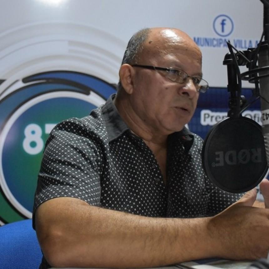 """""""ESTAMOS TRABAJANDO CON UN SOLO EQUIPO DE RIEGO, DOS ESTÁN EN REPARACIÓN"""""""