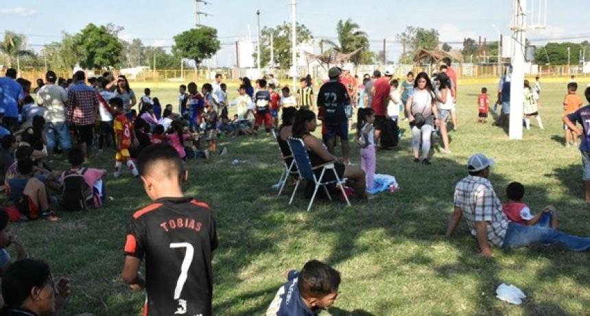 CON 52 EQUIPOS COMENZÓ LA TRADICIONAL LIGA COMUNITARIA DE FÚTBOL INFANTIL