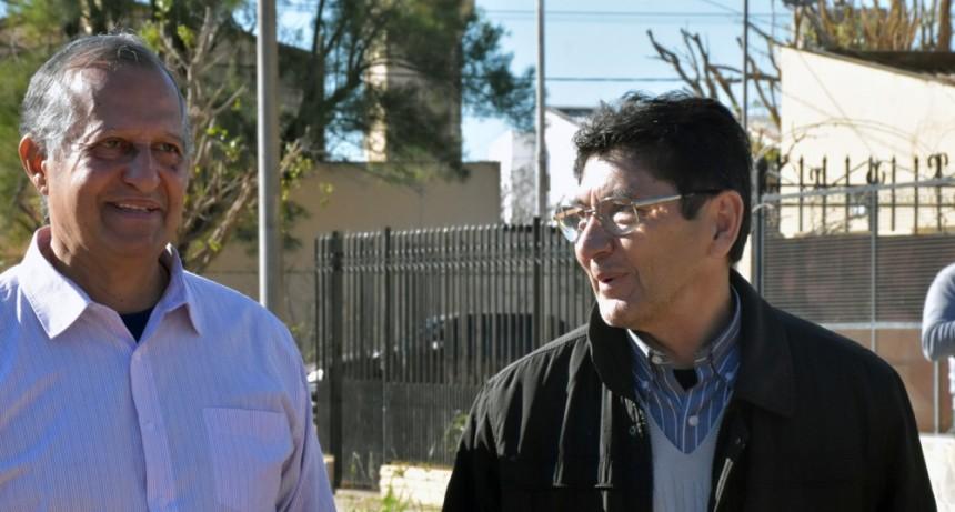 PAPP ANUNCIÓ LA COMPRA DE UNA MÁQUINA PARA HACER CORDÓN CUNETA