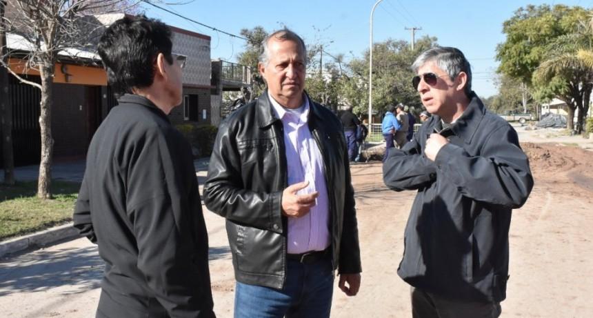 PAPP VALORÓ DESTACÓ CELERIDAD EN LOS TRABAJOS DE BACHEO EN VILLA ÁNGELA
