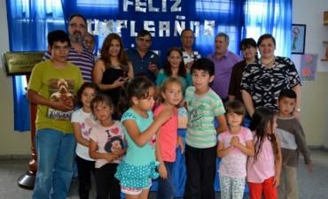 """PAPP EN EL 52 ANIVERSARIO DE LA BIBLIOTECA MUNICIPAL: """"LA ÚNICA SALIDA PARA UNA PERSONA HUMILDE ES EL ESTUDIO"""""""