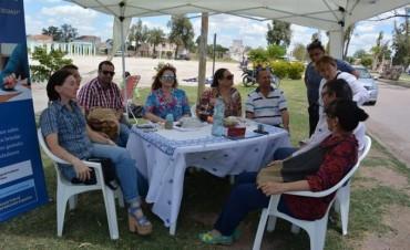 PAPP DESTACÓ LA PREDISPOSICIÓN DE ESCRIBANOS EN JORNADA FEDERAL DE ASESORAMIENTO GRATUITO