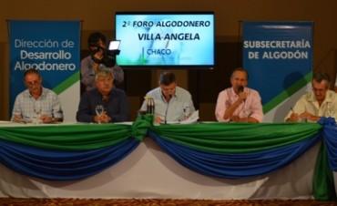 """PAPP EN EL 2DO FORO ALGODONERO: """"EL OBJETIVO ES INCORPORAR VALOR AGREGADO A NUESTRA MATERIA PRIMA POR EXCELENCIA"""""""