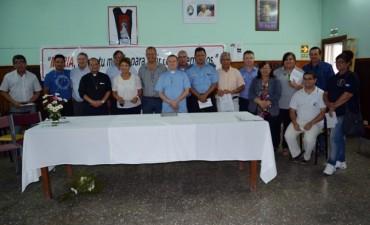 LANZAMIENTO OFICIAL DE LA NOVENA Y FIESTA PATRONAL DE LA VIRGEN INMACULADA DE LA LAGUNA