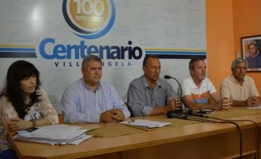 HOY A LAS 10 REPRESENTANTES DE LA UNNE VISITAN VILLA ÁNGELA PARA DAR A CONOCER SU OFERTA EDUCATIVA