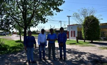 EL MUNICIPIO ARTICULA TRABAJOS CON VECINOS DEL BARRIO SAN CAYETANO