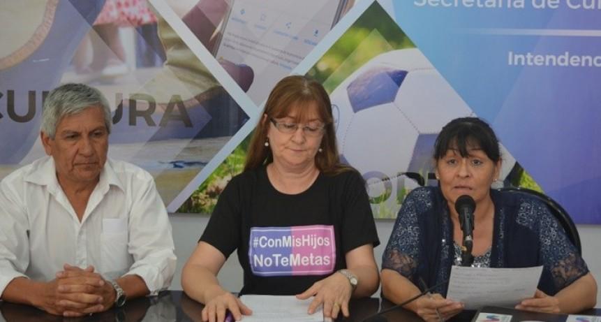 CHARLA SOBRE PROYECTO DE MODIFICACIÓN DE LA ESI EN EL CINE BERNARDO ÁLVAREZ