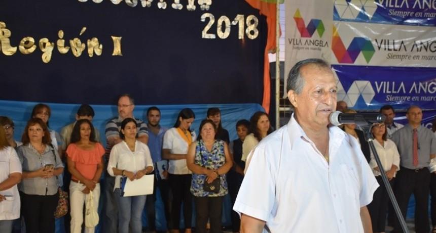 """PAPP EN EXPO EDUCATIVA, PIDIÓ A LOS PADRES """"INCULCAR A LOS HIJOS QUE LA EDUCACIÓN ES EL CAMINO PARA SER FELICES Y PROGRESAR"""""""