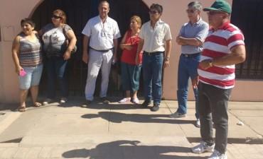 VECINOS DEL BARRIO SAN CAYETANO AGRADECEN AL MUNICIPIO TRABAJOS DE REPARACIÓN DE CALLES